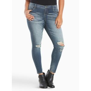 torrid Jeans - Torrid premium stretch skinny jeans sizes 24/26